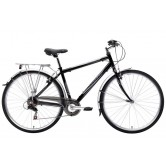 Adventure 2015 Prime Men's Bike (Black and Silver)